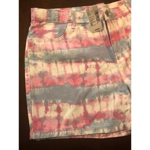 Allure pink shorts from Children's Place